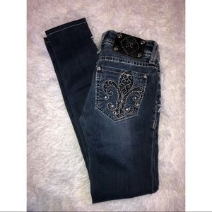 Miss Me Jeggings Size 24